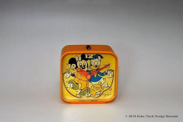 Disney Time ミッキー ドナルド