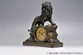 TOYO CLOX LION ライオン