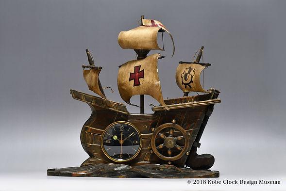 Seiko 2Jewels 帆船 ローレライ