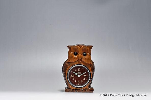 TEZUKA CLOCK Poppo 梟