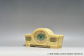 TOKYO TOKEI Centet Second Musical Clock 878 ダニューブの漣 Sankyo Orgel