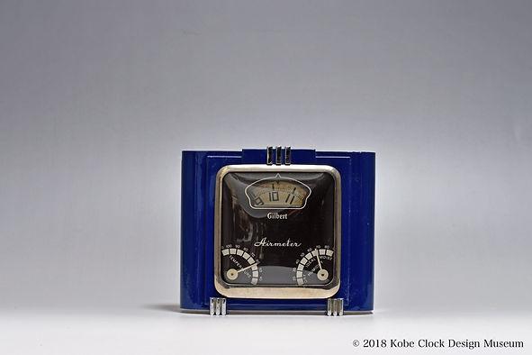 Gilbert Airmeter USA 温度湿度計