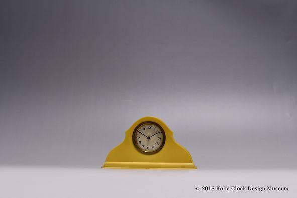 Bakelite CLOCK アイボリー ベークライト