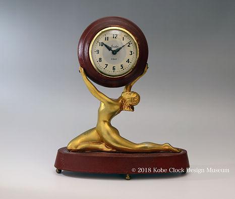 Snider 8DAY Snider Clock Co Toronto Canada