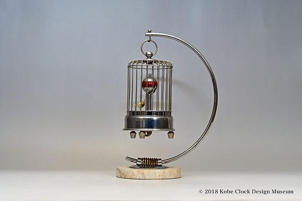 東洋時計 鳥籠