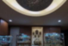 神戸時計デザイン博物館 星座版照明 展示コーナー西面.jpg