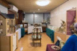 神戸ドールミュージアム分室 ドールハウス オートマタ 資料閲覧コーナー 南面.j