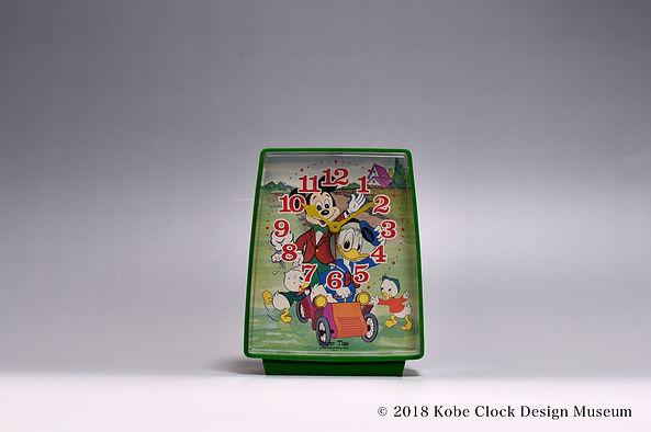 Disney Time FD702 ミッキーマウス ドナルドダック