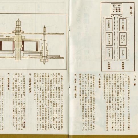 リズムグラフ 昭和37年10月 2巻3号 4-5