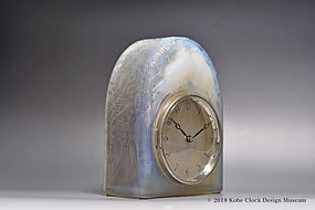 Rene Lalique Opalescent Glass DEUX COLOMBES 2羽の鳩 c1926