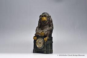 Junghans ユンハンス 猿からくり
