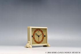 TOKYO CLOCK 茶