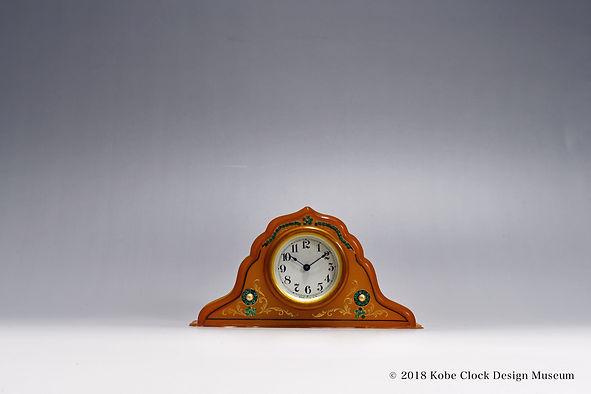 Bakelite CLOCK Jewelry Fashion USA
