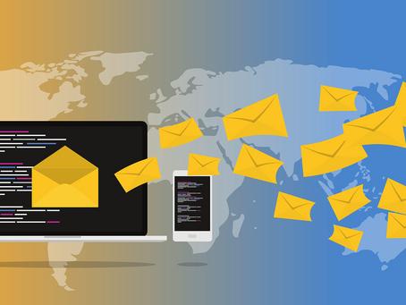 10 Cabeçalhos Atraentes de E-mail