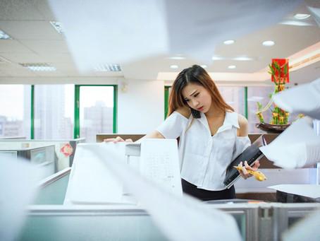 Você é Ocupado, Procrastinador ou Produtivo?