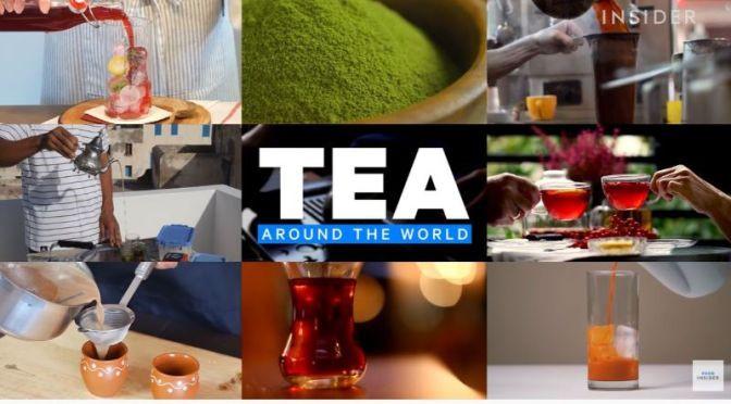 How Tea Is Enjoyed Around The World