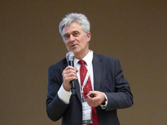 Основатель ФПК Владимир Фролов выступил на конференции в Сочи