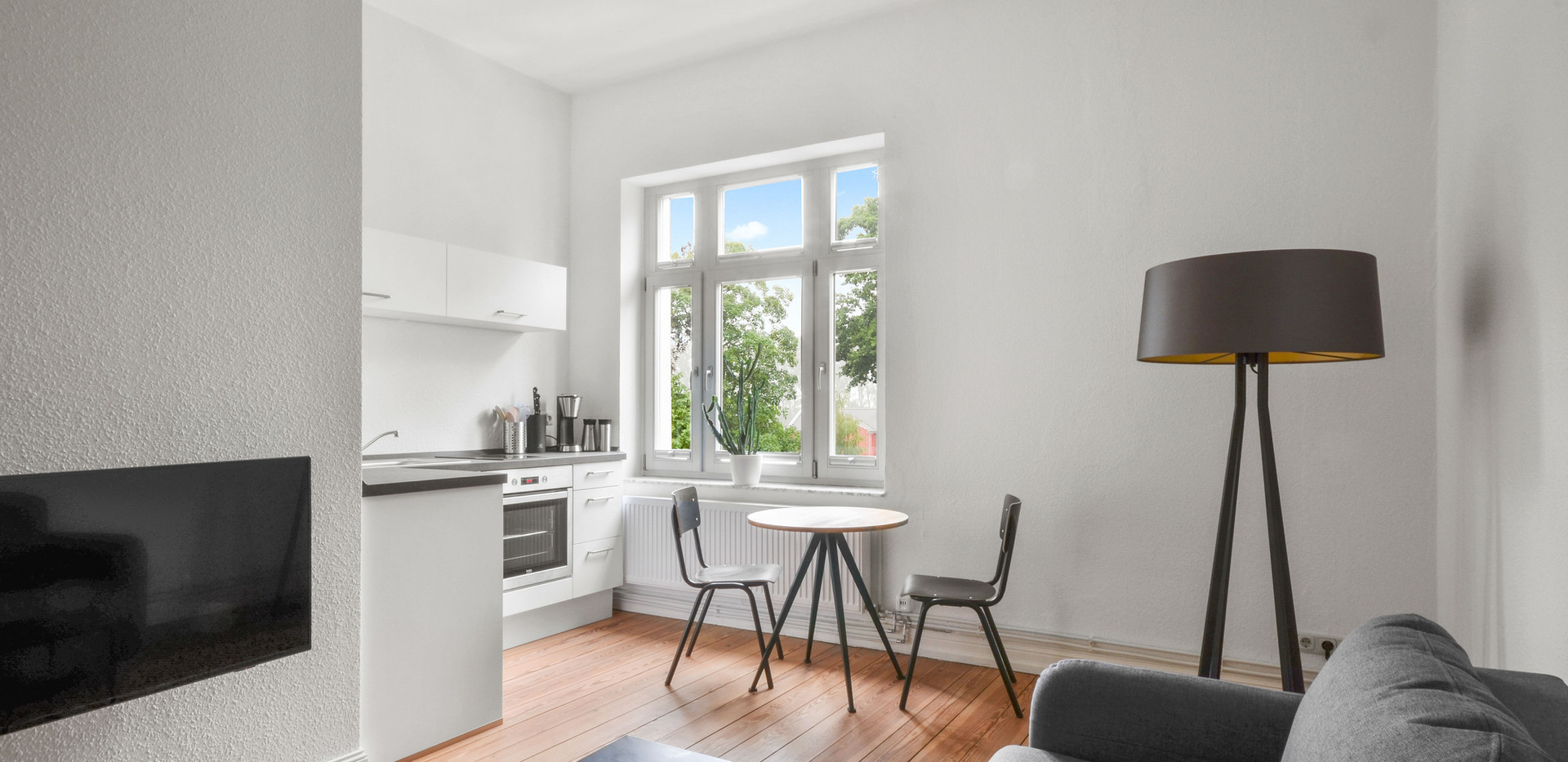 Boardinghouse Rostock - Apartment 8
