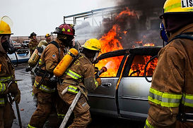 Fire Academy West Valley Utah firefighter training