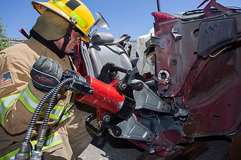 Fire Academy West Vally Utah photo gallery extrication