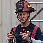 Captain Darin Monsen Instructor West Valley Fire Academy utah