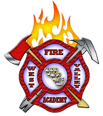 Fire Academy West Valley Utah Firefighter training logo