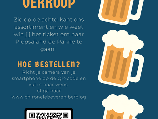 Biermanden verkoop