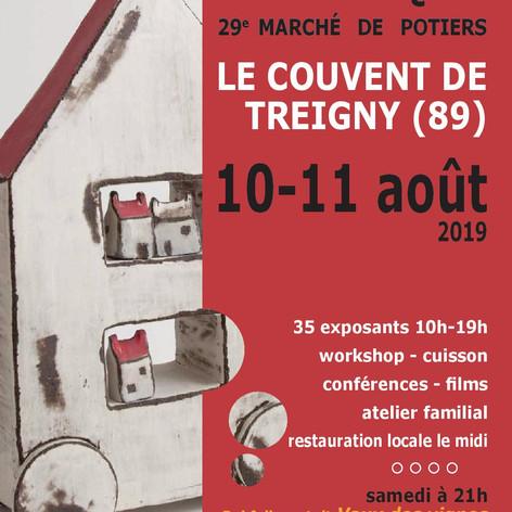 2019 - Marché Couvent de Treigny