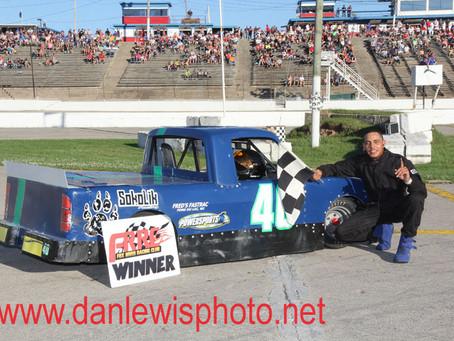 June 15th, Wisconsin International Raceway