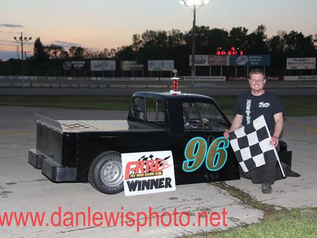 May 25th, Wisconsin International Raceway