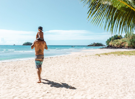 FAMILY TRAVELS TO NOSY BE MADAGASCAR