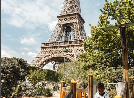 TOP 5 PLAYGROUNDS IN PARIS