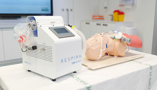 GPAINNOVA launches RESPIRA's emergency ventilation device to help current health emergency by Covid-