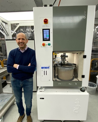 GPAINNOVA America Partners with Infinico Group for Dry Electropolishing Technology Distribution