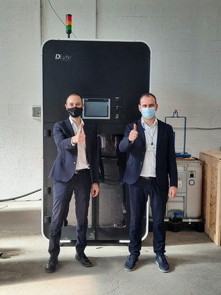 PRES-X (BEAMIT Group) and GPAINNOVA: Green Technology at the Heart of their Partnership in AM