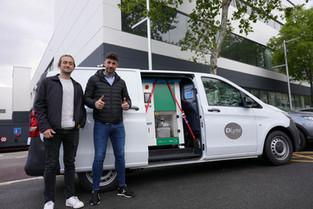 GPAINNOVA part avec la « Dlyte on Tour » pour faire découvrir sa technologie d'electropolissage