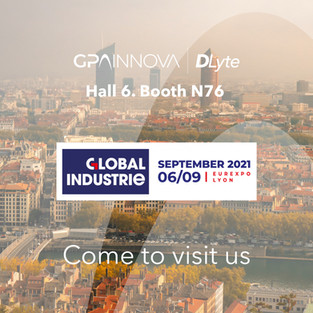 GPAINNOVA to Showcase its Latest Innovations for Surface Finishing at Global Industrie Lyon 2021