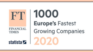 Steros GPA Innovative ranks 76th in the Financial TimesFT 1000 Europe's Fastest Growing Companies