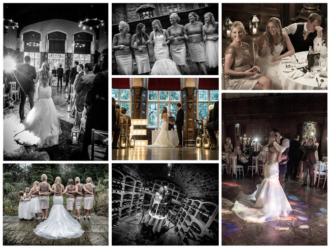 A Christmas Wedding at Jesmond Dene House