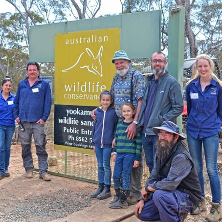 Yookamurra Wildlife Sanctuary celebrates 30 years of conservation