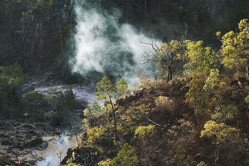 Hellhole Creek Valley