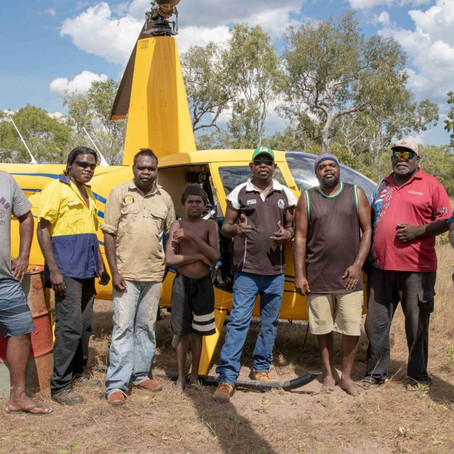 Indigenous partnership model extended to help manage Wilinggin country