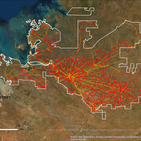 Kimberley team delivers critical fire program in isolation
