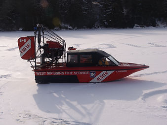 Personal 18 foot airboat