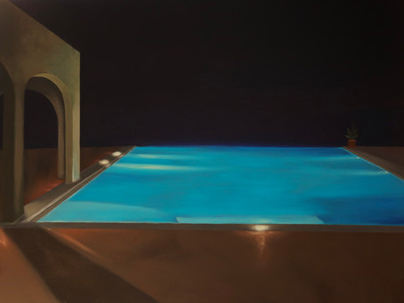 """New artwork in the """"Pool collection"""""""