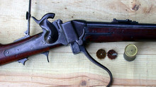 "The ""Sharps Rifle"" in Myscal Taylor's Hands"