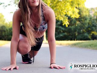 ¿Cuándo podré volver a hacer ejercicios luego de mi aumento de senos?
