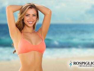 ¿Levantamiento de senos, implantes o ambos?