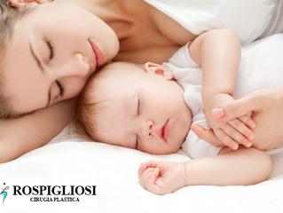¿Aumentar o levantar las mamas después de la lactancia?
