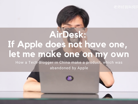 How a Techie DIY his own Apple AirPower